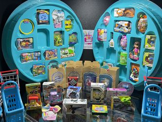 Mini Brands Collectors Case And 40 Extra Minis for Sale in San Bernardino,  CA