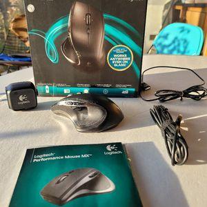 Logitech Performance Mx Mouse for Sale in Clarksburg, CA