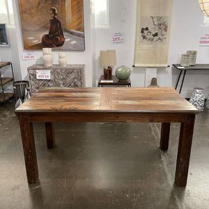 """New 60"""" Solid Hardwood Dining Table for Sale in Los Angeles, CA"""