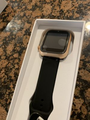 Smart Watch Silicone Belt with sim card, All applications - Brand New for Sale in Los Angeles, CA