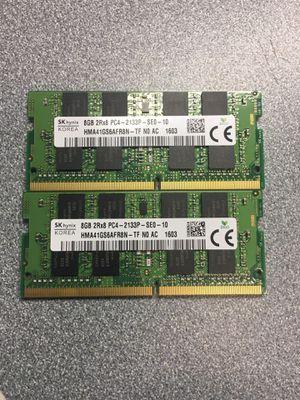 16GB SK Hynix DDR4 laptop ram for Sale in Phoenix, AZ