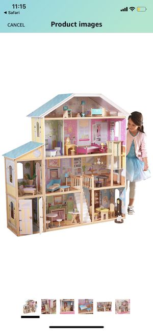 KidsKraft Mansion Doll House NEW for Sale in Antioch, CA