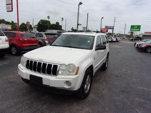 2005 Jeep Grand Cherokee for Sale in Pinellas Park, FL