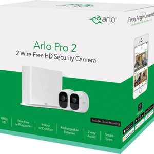 Netgear Arlo Pro 2 1080p Wire-Free Security 2 Camera System for Sale in Irvine, CA
