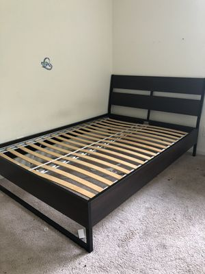 Bed without mattress for Sale in Fairfax, VA