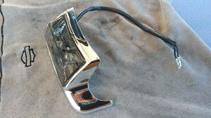 Harley- davidson rear fender trim light for Sale in Souderton, PA