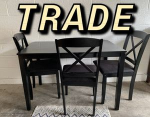Kitchen table for TRADE for Sale in Scottsdale, AZ