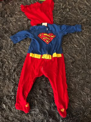 Superman 6-12months Halloween costume for Sale in San Diego, CA