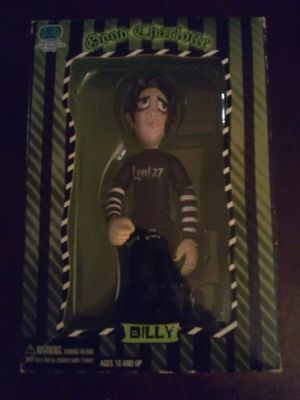 2004 Good Charlotte Billy action figure for Sale in Detroit, MI