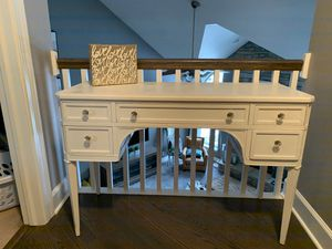 White desk for Sale in Plainfield, IL