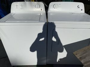 Kenmore admiral washer and electric dryer for Sale in Ceres, CA