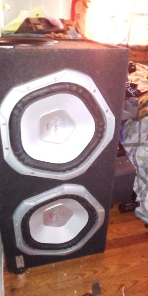 "12""subs for Sale in Berea, KY"