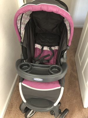 Graco kids stroller and car seat for Sale in Richmond, VA