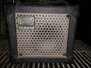 "ROLAND ""THE CUBE"" GUITAR AMP for Sale in San Jose, CA"