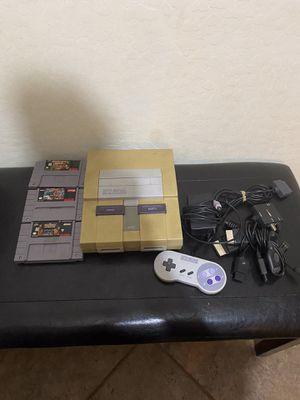Super Nintendo for Sale in Gilbert, AZ