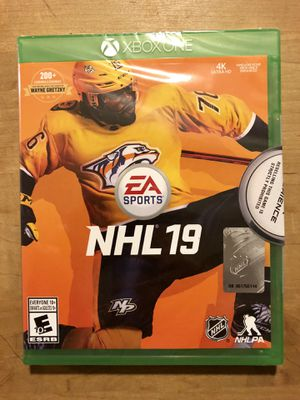 NHL19 for Xbox One for Sale in Austin, TX