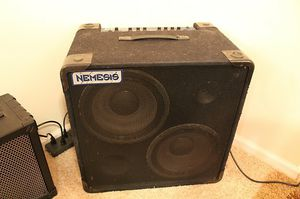 Rare Eden Nemesis 212 Combo for Sale in Edgewood, WA