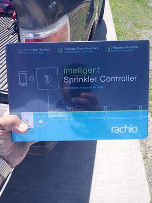 Sprinkler controller rachio for Sale in Houston, TX