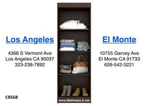 Closet with shelves #568 for Sale in Los Angeles, CA