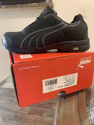 Puma steel toe shoes for Sale in Phoenix, AZ