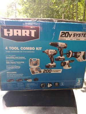 Hart 4 tool combo for Sale in Dunwoody, GA