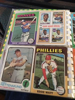Collectable baseball cards for Sale in Ferguson, MO