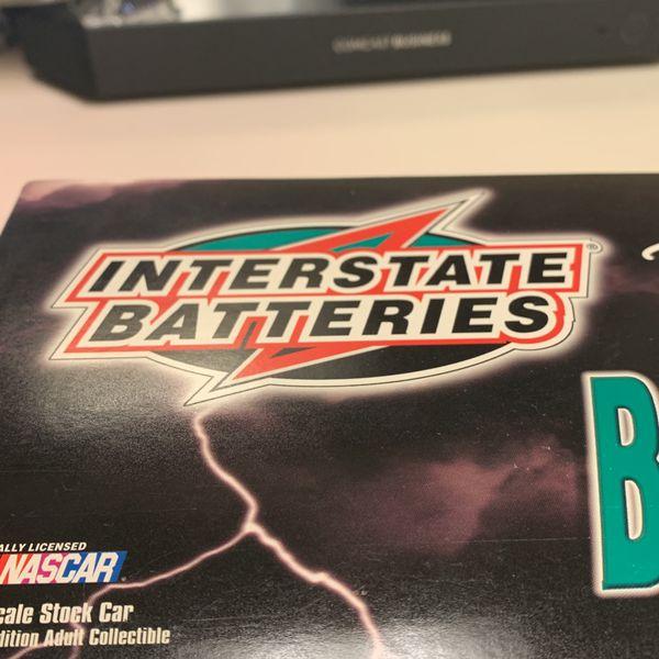 NASCAR Bobby LaBonte Collector's car, New