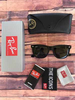 Brand New Authentic Ray Ban Wayfarers😎 for Sale in Rialto, CA