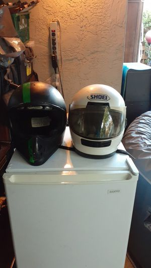 Motorcycle helmets for Sale in Fremont, CA