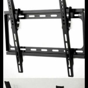 "BRAND NEW UNIVERSAL TILT WALL MOUNT FOR 32""- 65"" LED/LCD/4K /OLED/TV. WITH ONE FREE HDMI 10 FEET CABLE PRICE IS FIRM $35EACH for Sale in Fontana, CA"