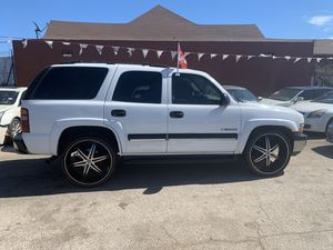 2003 chevy tahoe for Sale in Fort Worth, TX