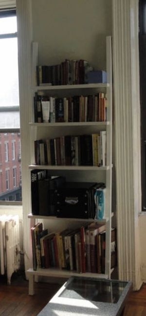 Room and Board white ladder shelf for Sale in New York, NY
