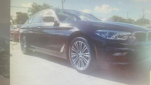 2017 BMW 540i VISTA BMW POMPANO for Sale in US