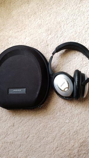 Bose quietcomfort 15 for Sale in Houston, TX