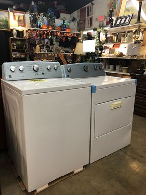 Brand New! Kenmore Series 500 Washer & Dryer Set for Sale in Austin, TX