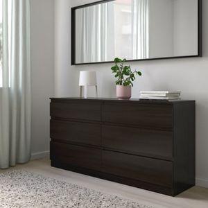 6 drawer dresser for Sale in Costa Mesa, CA