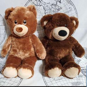 Build a Bear Teddy Set (Can Ship) for Sale in Sunset Beach, NC