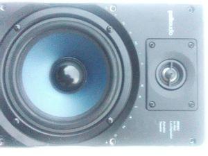 Polk audio in wall mount speaker for Sale in Cedar Park, TX