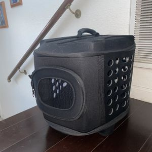 Collapsible Dog/cat Carrier 0-20lbs for Sale in Redwood City, CA