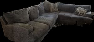 Large sectional couch for Sale in Kernersville, NC