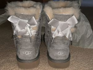 UGG Grey Boots for Sale in Baxley, GA