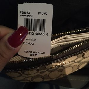 Coach wallet for Sale in Texas City, TX
