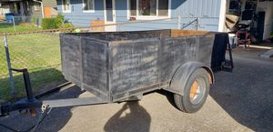 4x8 Utility Trailer for Sale in Vancouver, WA