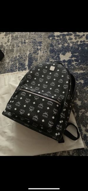 Mcm backpack 100% authentic for Sale in Garden Grove, CA