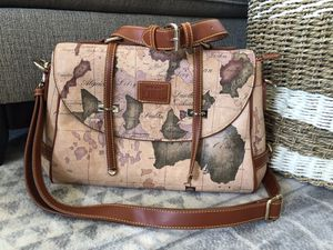World map purse for Sale in Washington, DC