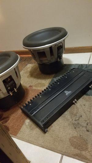 THE SOUND SYSTEM!! for Sale in Wichita, KS
