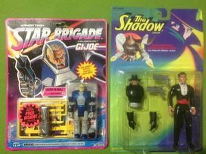 "G.I.Joe - Star Brigade - ""ROCK 'N ROLL& The Shadow Action Figure for Sale in La Vergne, TN"