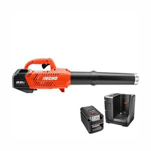 Echo 145 MPH 550 CFM Variable-Speed Turbo 58-Volt Brushless Lithium-Ion Cordless Blower 2.0 Ah Battery and Charger Included for Sale in River Rouge, MI