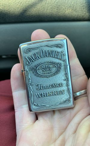 2005 jack Daniels old number 7 zippo lighter for Sale in Dacula, GA