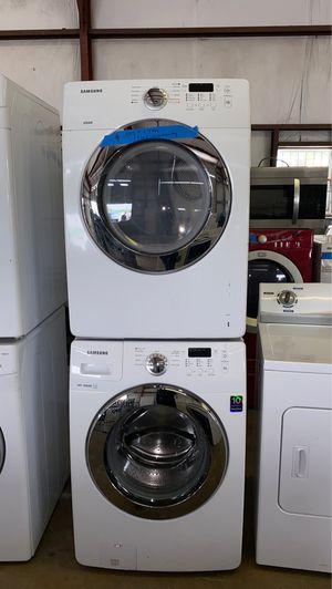 washer & dryer set SAMSUNG 2lo3735557 for Sale in San Antonio, TX